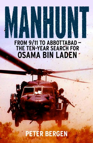 9780099570226: Manhunt: From 9/11 to Abbottabad - the Ten-Year Search for Osama bin Laden