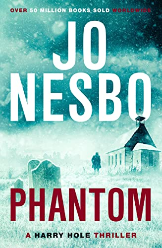 Phantom: Harry Hole 9
