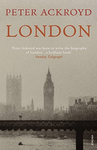 9780099570387: London: The Concise Biography