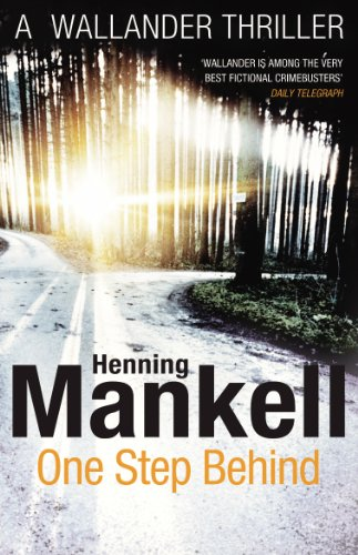 One Step Behind: Kurt Wallander (0099571757) by Henning Mankell