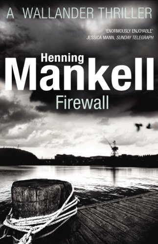 9780099571766: Firewall Kurt Wallander