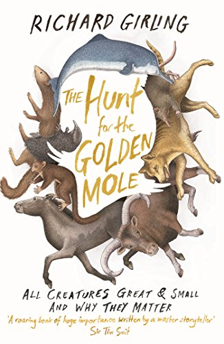 9780099571933: The Hunt for the Golden Mole: All Creatures Great and Small, and Why They Matter