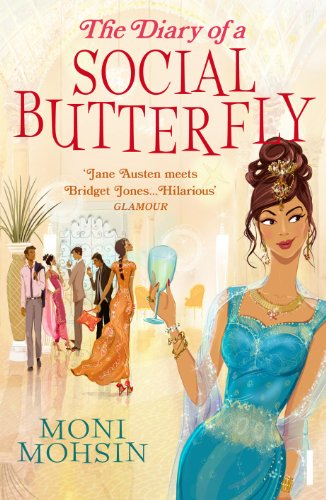 9780099572732: The Diary of a Social Butterfly