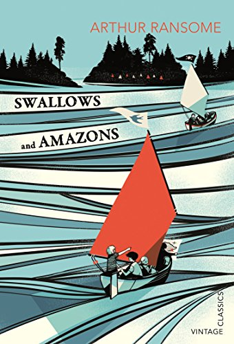9780099572794: Swallows And Amazons (Vintage Childrens Classics)