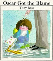 9780099572800: Oscar Got the Blame (Red Fox Picture Books)