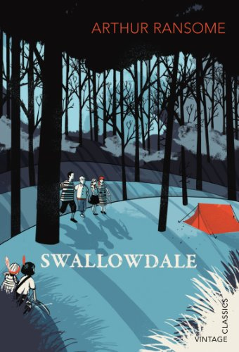 Swallowdale (0099572826) by Arthur Ransome
