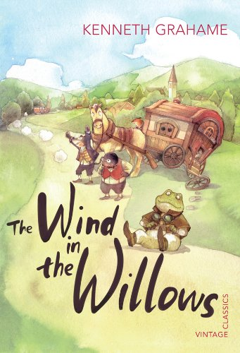 9780099572947: The Wind in the Willows (Vintage Children's Classics)