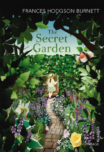 9780099572954: The Secret Garden (Vintage Childrens Classics)