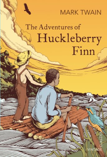 9780099572978: The Adventures of Huckleberry Finn (Vintage Children's Classics)