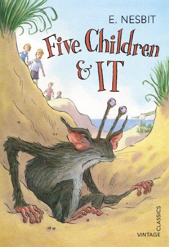 9780099572985: Five Children and It (Vintage Children's Classics)