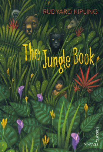 9780099573029: The Jungle Book (Vintage Childrens Classics)
