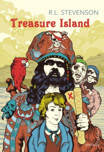 9780099573036: Treasure Island (Vintage Children's Classics)
