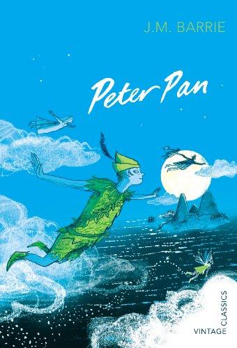 9780099573043: Peter Pan (Vintage Childrens Classics)