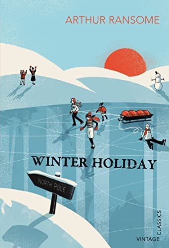 9780099573654: Winter Holiday (Vintage Children's Classics)