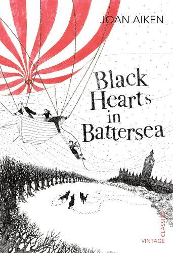 9780099573661: Black Hearts in Battersea (Vintage Childrens Classics)