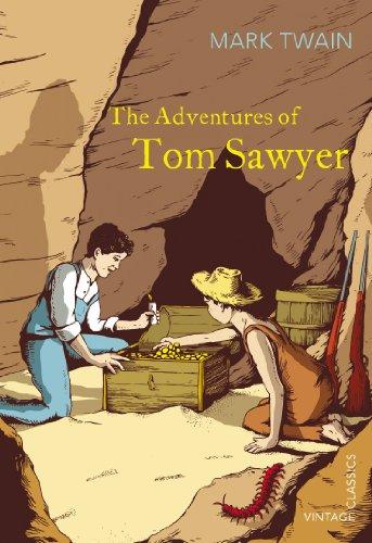9780099573685: The Adventures of Tom Sawyer (Vintage Childrens Classics)