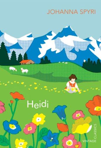 9780099573746: Heidi
