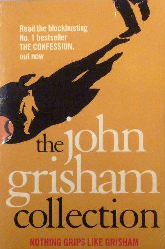9780099573968: John Grisham Boxset