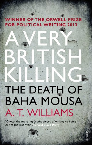 9780099575115: A Very British Killing: The Death of Baha Mousa