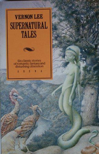 Supernatural Tales: Lee, Vernon