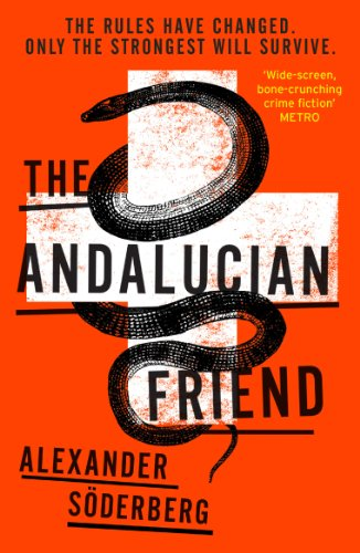9780099575894: The Andalucian Friend: The First Book in the Brinkmann Trilogy