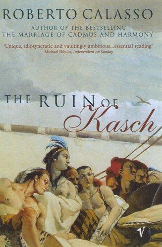 9780099576310: The Ruin Of Kasch