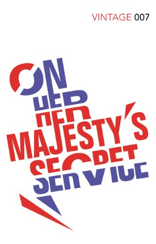 9780099576976: On Her Majesty's Secret Service: James Bond 007