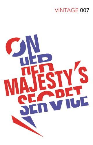 9780099576976: On Her Majesty's Secret Service: James Bond 007