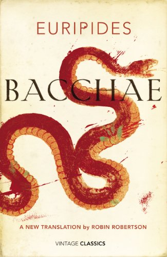 9780099577379: Bacchae (Vintage Classics)