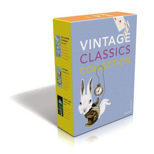 9780099577737: Vintage Classics Collection: Includes Little Women, Secret Garden, Alice in Wonderland