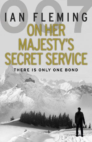 9780099578031: On Her Majesty's Secret Service: James Bond 007 (Vintage)