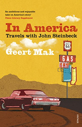 9780099578734: In America: Travels with John Steinbeck
