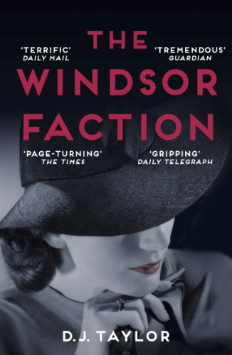 9780099578895: The Windsor Faction