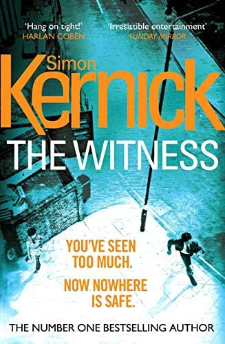 9780099579151: The Witness (Di Ray Mason 1)