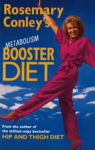 9780099579588: Rosemary Conley's Metabolism Booster Diet