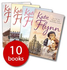 9780099580065: Katie Flynn Collection - 10 Books (Paperback)