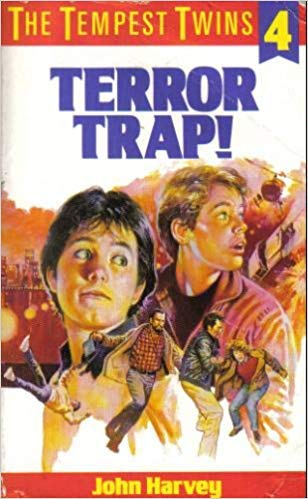 9780099580102: Tempest Twins: Terror Trap! v. 4 (The tempest twins)