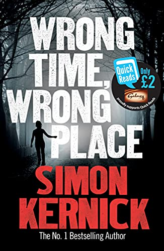 9780099580225: Wrong Time, Wrong Place (Quick Reads 2013)