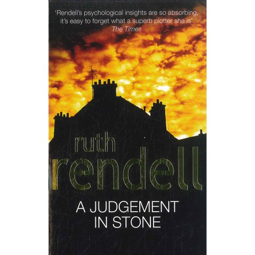 9780099580997: [ A JUDGEMENT IN STONE BY RENDELL, RUTH](AUTHOR)PAPERBACK