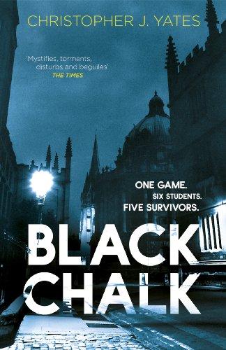 9780099581628: Black Chalk