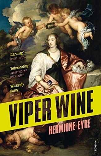 9780099581666: Viper Wine