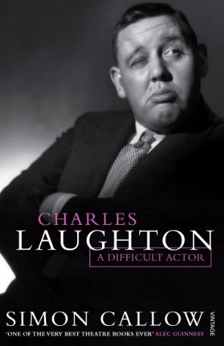 9780099581956: Charles Laughton: A Difficult Actor