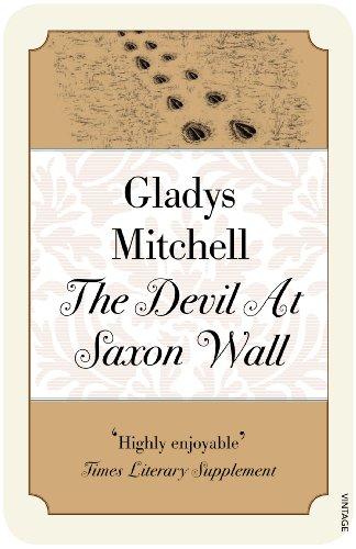 9780099582236: The Devil at Saxon Wall (Mrs Bradley 6)