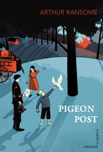 9780099582540: Pigeon Post