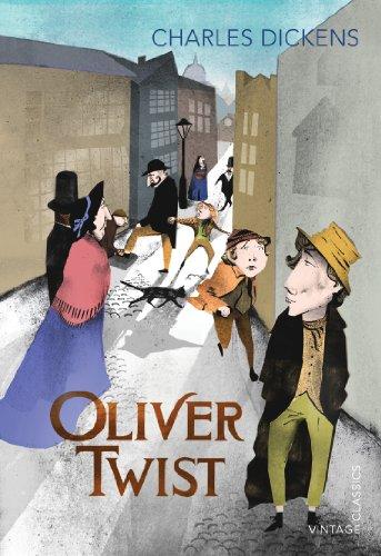 9780099582632: Oliver Twist (Vintage Childrens Classics)