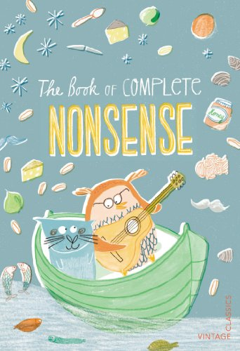 9780099582663: The Book of Complete Nonsense