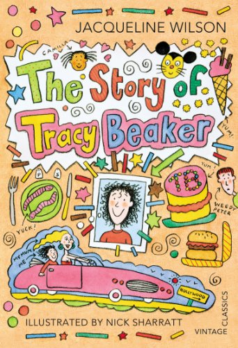 The Story of Tracy Beaker (Vintage Childrens: Wilson, Jacqueline