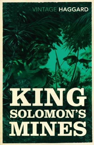 9780099582823: King Solomon's Mines (Vintage Classics)