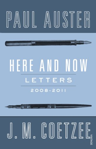 9780099584223: Here and Now: Letters