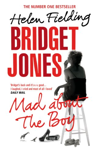9780099584438: Bridget Jones: Mad About the Boy